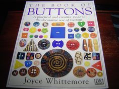 ButtonArtMuseum.com - The Book of Buttons Practical Creative Guide to The Decorative Use of Buttons