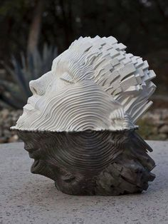RAIN Sculpture by Gil Bruvel