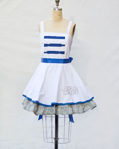 Retro Style Star Wars, Doctor Who and Doctor Horrible Dresses
