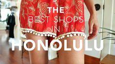 best shopping in honolulu