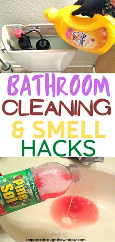 Spring Cleaning Organization, Bathroom Cleaning Hacks, Toilet Cleaning, House Cleaning Tips, Cleaning Checklist, Homemade Cleaning Supplies, Homemade Cleaning Products, Natural Cleaning Products, Homemade Toilet Cleaner