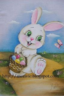 Woody, Teddy Bear, Easter, Disney, Painting, Animals, Dish Towels, Painting Tips, Baskets