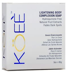 AOneBeauty.com - KOEE Body Complexion Soap (3oz) , $9.99 (http://www.aonebeauty.com/koee-body-complexion-soap-3oz/)