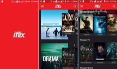 Iflix App-Watch, Stream Movies With Iflix Mobile App | Low Data Rate Charges  : Techfiver