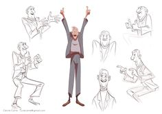 - Make Them Giants - Character design on Behance Character Design Inspiration, Character Design, Character Art, Character Illustration, Illustration Character Design, Animated Characters, Character Design Animation, Character Model Sheet, Character Design References
