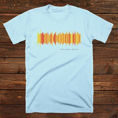 Ah yeah so what by Will Sparks will pump you up every time. Let us know what you think. Unique shirts for unique people. Teesounds - Music you can wear @ teesounds.com