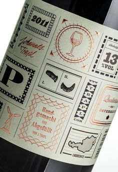 Trapl Wine on Packaging of the World - Creative Package Design Gallery