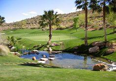 Reflection Bay Golf Club, Las Vegas, NV