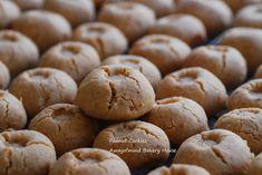 Awayofmind Bakery House: Peanut Cookies 2018 花生饼