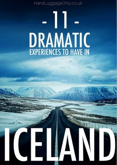 11 Dramatic Experiences You Must Have In Iceland - Hand Luggage Only - Travel, Food & Photography Blog