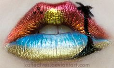 Tatoo y arcoiris