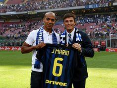 Joao Mario si presenta a San Siro F.C. Internazionale Milano - Sito Ufficiale   IT NEWS