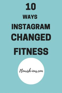 Instagram has become the go to for fitness advice and we can't deny it's huge marketing capabilities and influence. This how Instagram has changed the fitness industry.