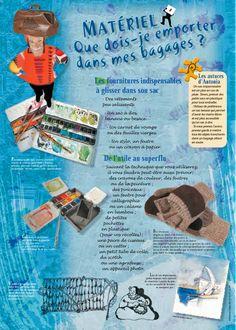 """Les carnets de voyage d'Antonia Neyrins: """"Carnets de voyage, mode d'emploi"""" voyage dans de nombreuses bibliothèques actuellement !"""