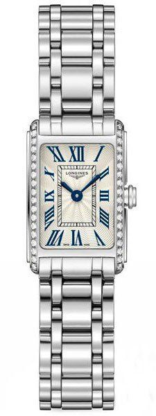 @longineswatches DolceVita Ladies #add-content #bezel-diamond #bracelet-strap-steel #brand-longines #case-material-steel #case-width-17-4-x-27mm #delivery-timescale-1-2-weeks #dial-colour-silver #gender-ladies #l52580716 #luxury #movement-quartz-battery #new-product-yes #official-stockist-for-longines-watches #packaging-longines-watch-packaging #style-dress #subcat-dolcevita #supplier-model-no-l5-258-0-71-6 #warranty-longines-official-2-year-guarantee #water-resistant-30m