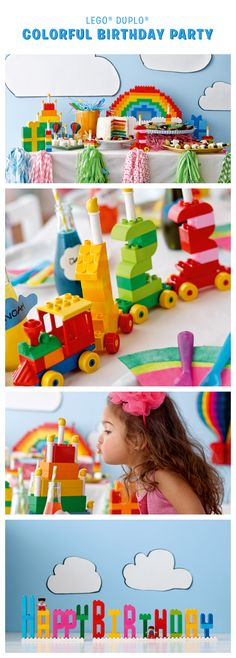 Planning your little one's birthday party can be a lot of fun, especially if you can make clever use of their LEGO DUPLO bricks! Get some colorful party ideas and download your free party kit here: http://www.lego.com/da-dk/family/articles/how-to-build-a-beautiful-colourful-birthday-party-c9bd6852b36b4f3ca02a57a408ceb59a
