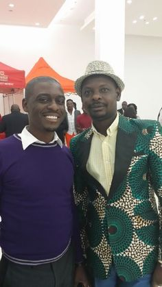 Me en buddy African Fashion Designers
