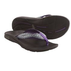 Chaco Flip EcoTread Thong Sandals - Flip-Flops, Recycled Materials (For Women))