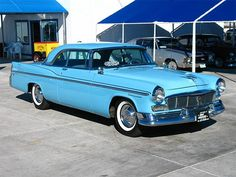 1956 Chrysler Newport Maintenance/restoration of old/vintage vehicles: the material for new cogs/casters/gears/pads could be cast polyamide which I (Cast polyamide) can produce. My contact: tatjana.alic@windowslive.com