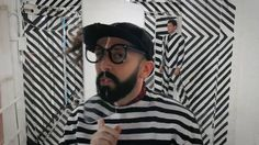 OK Go - The Writing's On the Wall. Optical illusions and in camera tricks fill this new video for OK Go.