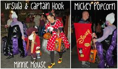 Disney Sisters: Costumes at Disneyland's Mickey's Halloween Party