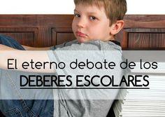 El eterno debate de los deberes: ¿Sí o no a la tarea en casa?
