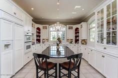 Such a beautiful kitchen #chefsdream #granitecounters MLS: 15034800
