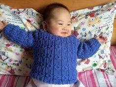 Пуловер для малыша. Обсуждение на LiveInternet - Российский Сервис Онлайн-Дневников