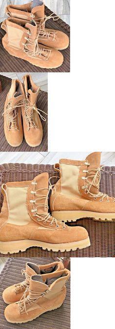 Tactical Footwear 177897: Belleville Boots Men Size Icwt 9.5 R 2252582 Desert Tan Gore Tex Vibram New -> BUY IT NOW ONLY: $45 on eBay!
