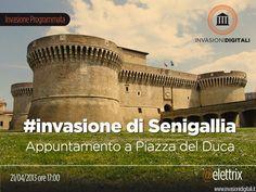 #InvasioniDigitali il 21aprile alle ore 17:00 Invasore: Eleonora Tramonti