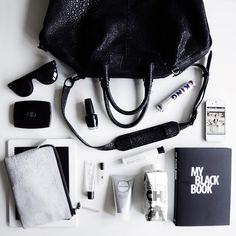 Mytheresa asked me if I wanted to showcase what is in my bag, and so I did! (You can see the feature here) But I thought it would be nice to share on COTTDS.com as well, so here we go: 1. Iphone 2. Ac