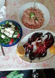 Χταπόδι συνταγές - 354 συνταγές - Cookpad Tacos, Mexican, Ethnic Recipes, Food, Essen, Meals, Yemek, Mexicans, Eten