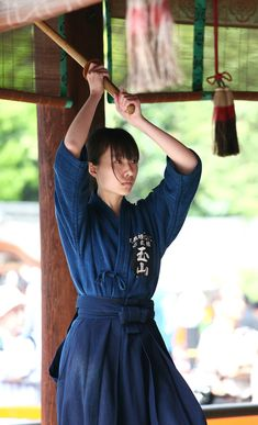 """Iaido - This is a """"soft"""" martial art. Basically Iaido consists of learning """"To Draw The Sword"""". It's harder than it looks and you haven't felt pain until you've been whacked on the arms with a bokken!"""