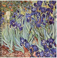 3dRose db_46958_1 Van Gogh Irises Iris Flower Flowersanniversary Wedding Anniversary 25Th Anniversary Faith Drawing Book 8 by 8Inch * Read more  at the image link.Note:It is affiliate link to Amazon. #WeddingAccessoriesIdeas