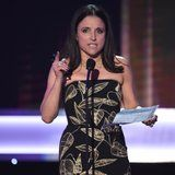 awesome Julia Louis-Dreyfus's SAG Awards Speech Contained a Few Harsh Donald Trump Burns
