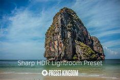 Sharp HDR Lightroom Preset