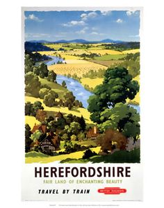 Herefordshire fair Land of Enchanting Beauty