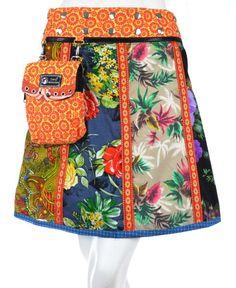 Zand Amsterdam introduces its lovely Iris skirt. Iris has flattering…