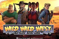 Wild Wild West: The Great Train Heist™ – Lilo.Life FREE Online Slot Machines!