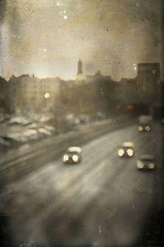 Marc Yankus  Highway by Fenway Park (2004)