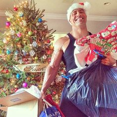 Pin for Later: 26 Dwayne Johnson Pictures That Will Rock Your World