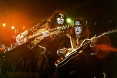Kiss Rock and Roll Over Tour | Rock And Roll Over/Winter Tour ~ J.S Dorton Arena @ North Carolina ...