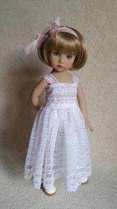 Единственный в своем роде наряд для куклы 13 Дианна Effner Little Darling) ручная работа