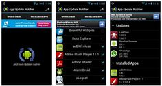 Update Android Apps Quickly With App Update Notifier