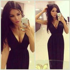 + this women is stunning love dark hair and light skin