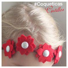 Cintillos #coqueticas para ellas que les gusta lucir sensacional.