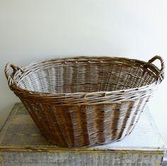 vintage baskets...