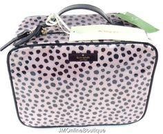 f8dc5e90df Kate Spade Brook Place Martie Multi Compartment Cosmetic Travel Case  Wlru275
