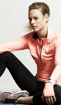 Nike Women's Running Clothes | Nike Workout Clothes | Fitness Apparel @ http://www.FitnessApparelExpress.com