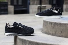 """adidas """"Made in Germany"""" Black Pack"""